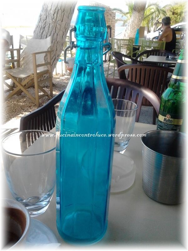 Un momento di fresco... mi sono innamorata i queste bottiglie!